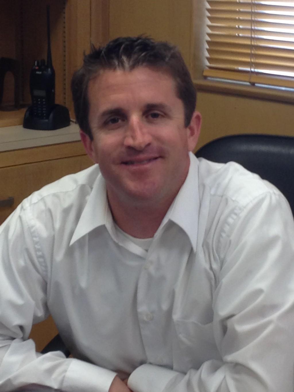 Principal Brett Egan