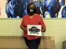 School Counselor Week! We appreciate Mrs. Gilchrist!