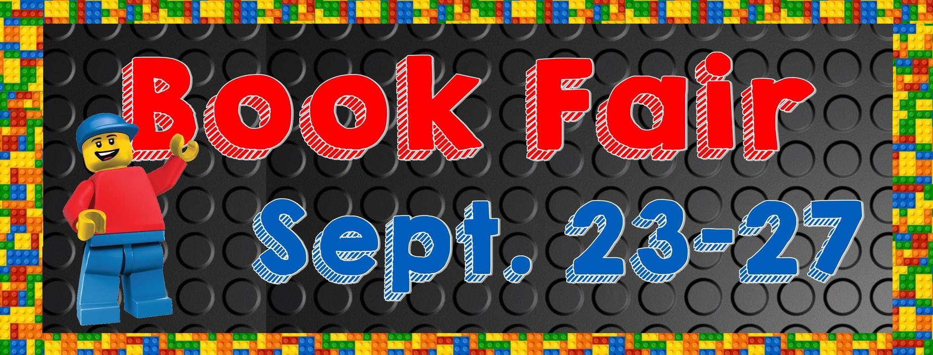 Image of Book Fair header