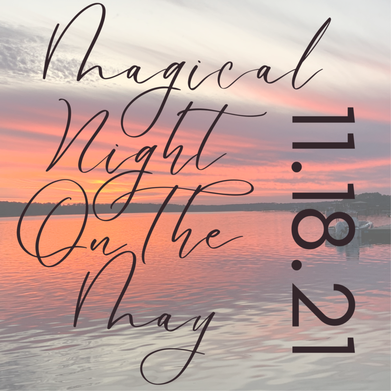MAGICAL NIGHT ON THE MAY RETURNS 11.18.21 Featured Photo