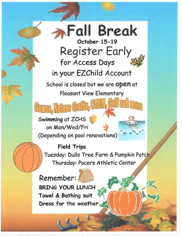 Fall Break GROW Camps Thumbnail Image
