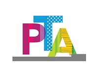 Clip art of PTA letters