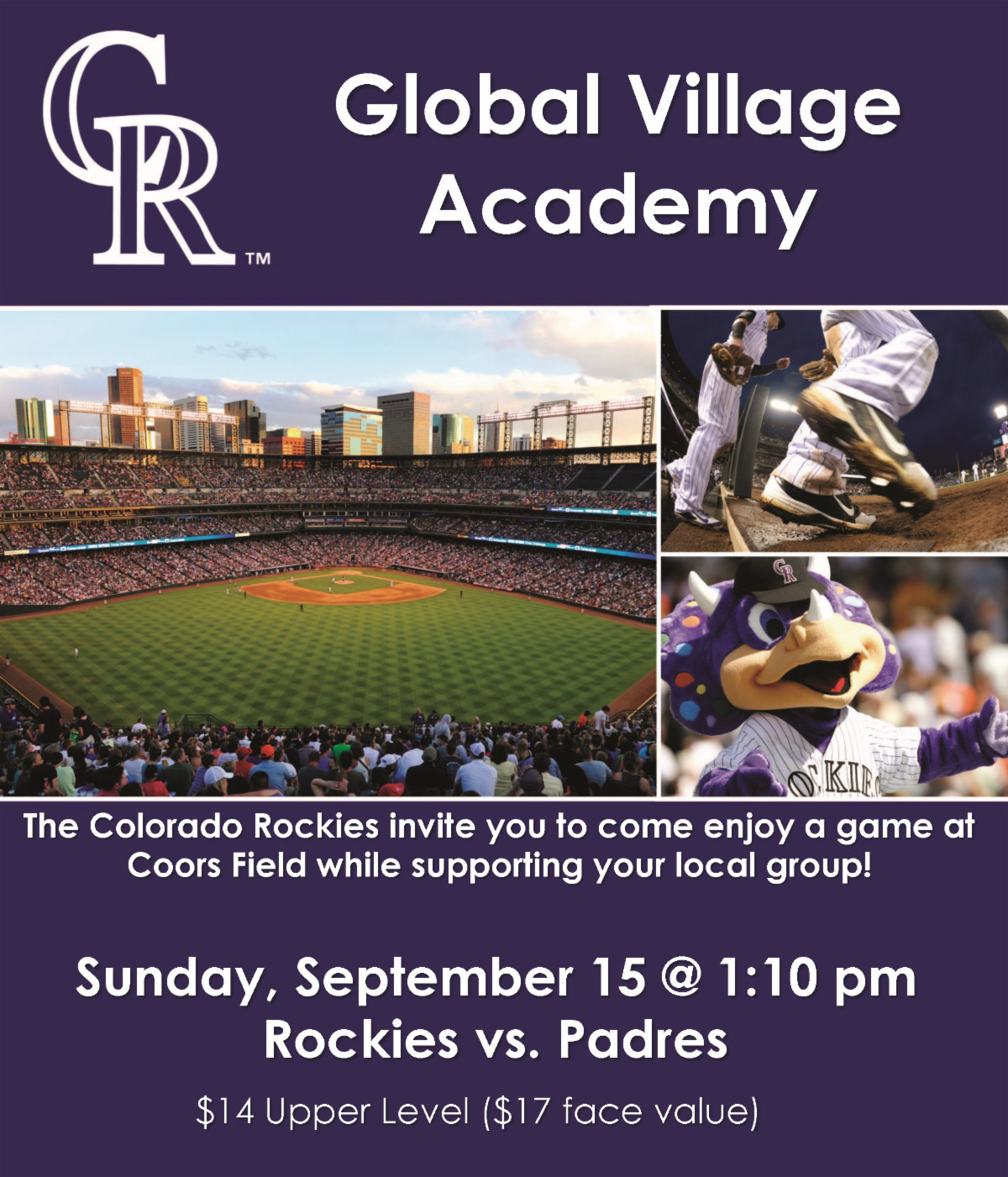 rockies tickets flyer