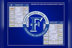 calendar draft survey