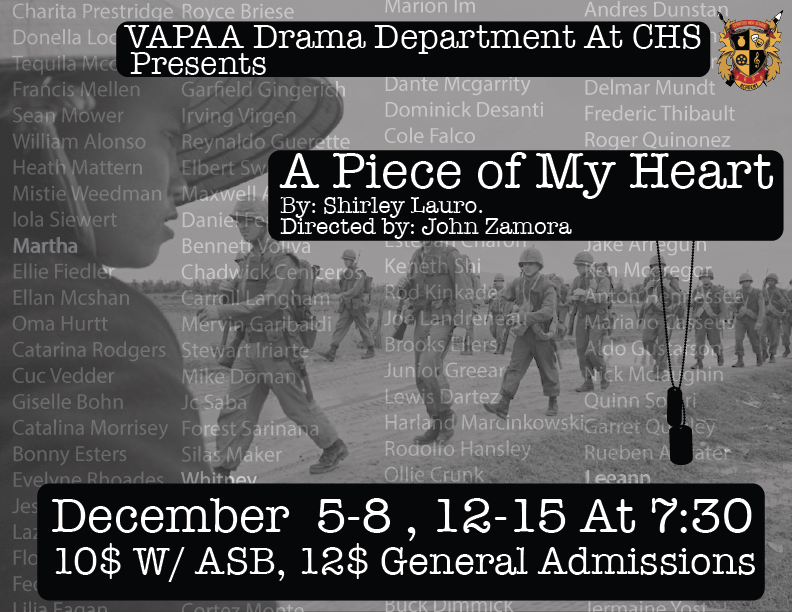 Fall Play - A Piece of My Heart Featured Photo