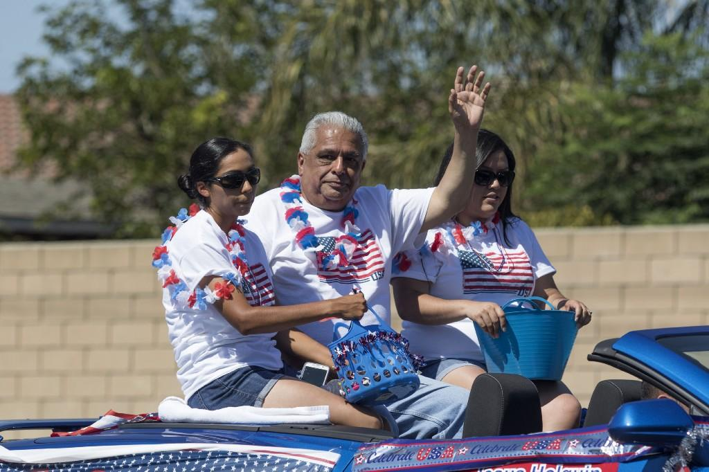 Moreno Valley 4th of July Parade 4