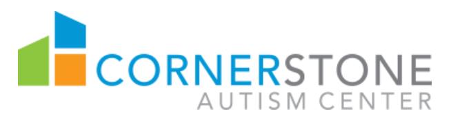 Cornerstone Autism