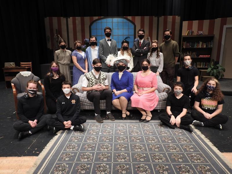 North Catholic Drama Department, The Curious Savage