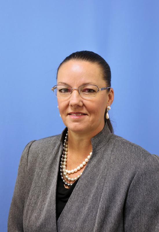 Photo of Board member, Alena Berlanga