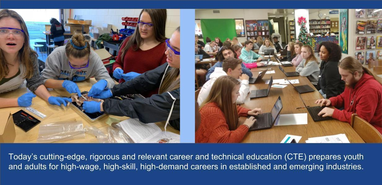 Career and Technical Education®  (CTE) Month