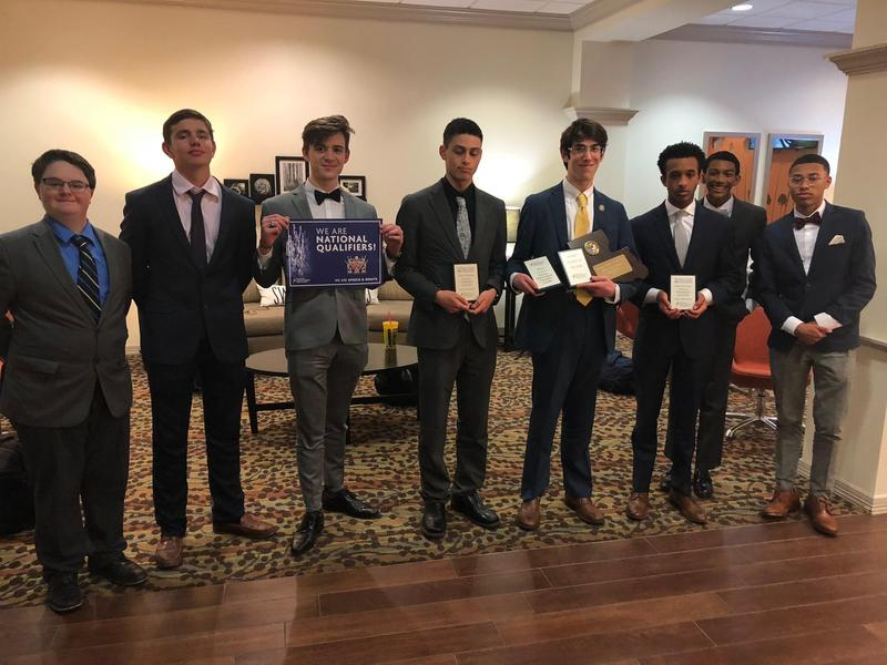 Debaters Qualify for National Championship Featured Photo