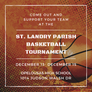st landry schools tournament