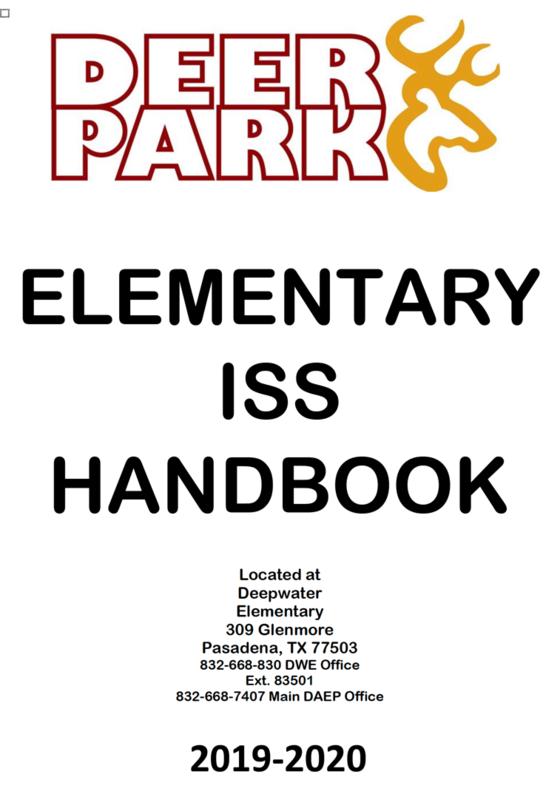 Elementary ISS Handbook
