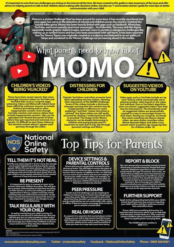 MOMO CHALLENGE Thumbnail Image