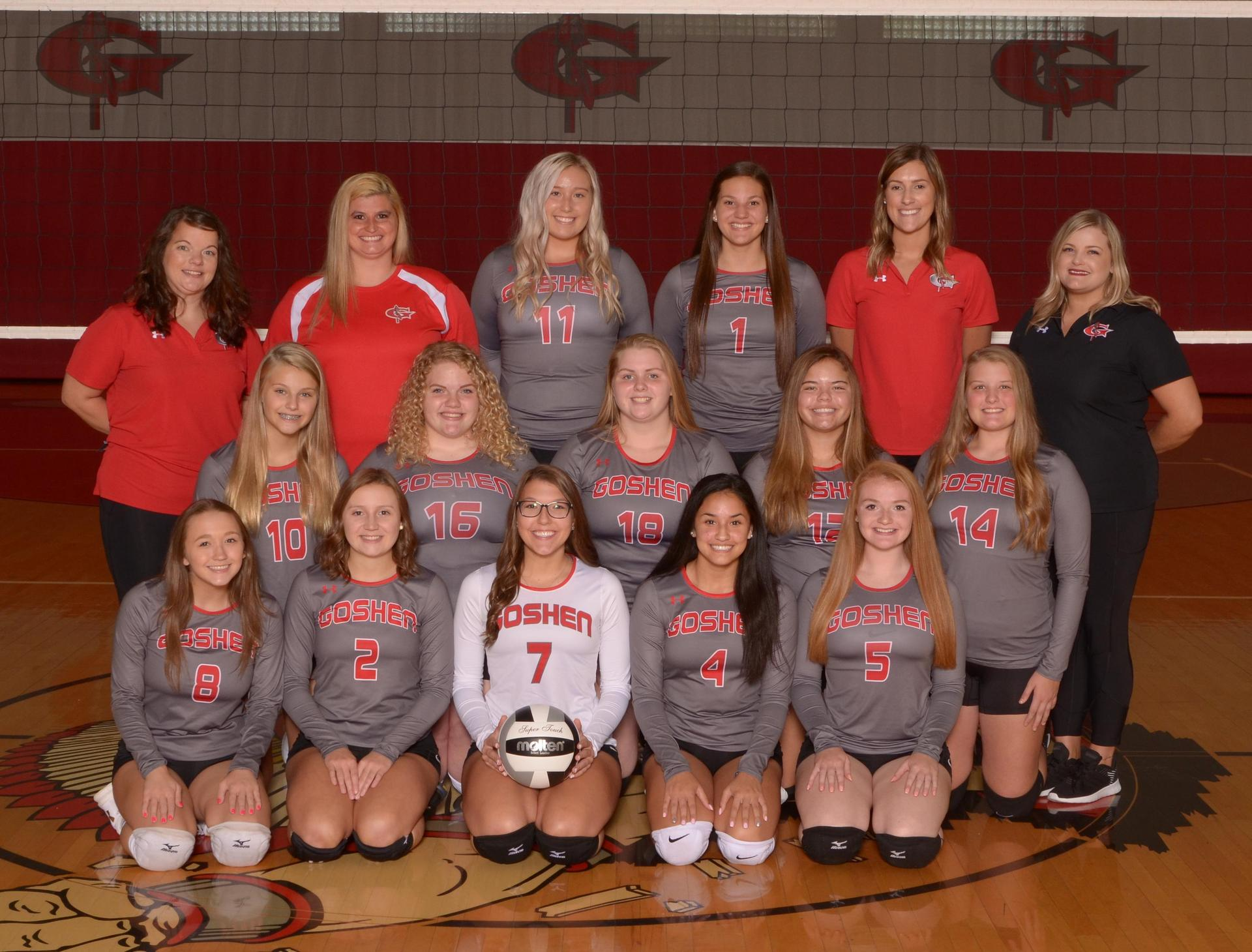 Warrior Varsity Volleyball