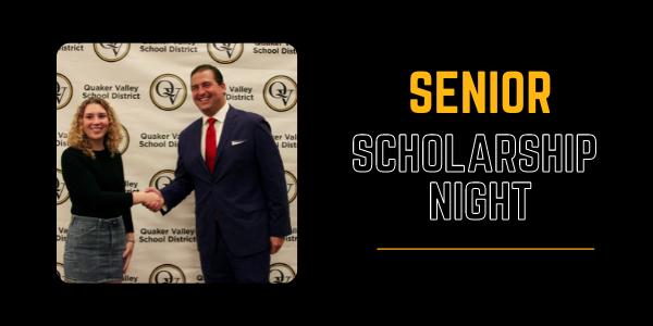 Senior Scholarship Night