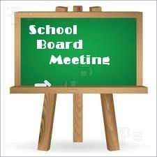 There will be no School Board meeting during the month of January Thumbnail Image
