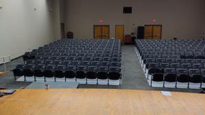 Sycamore High School theatre