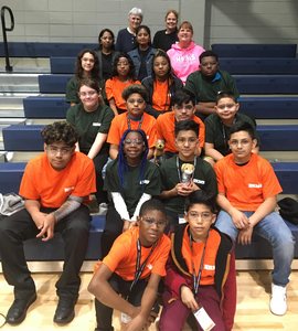 HRMS Robotics Team