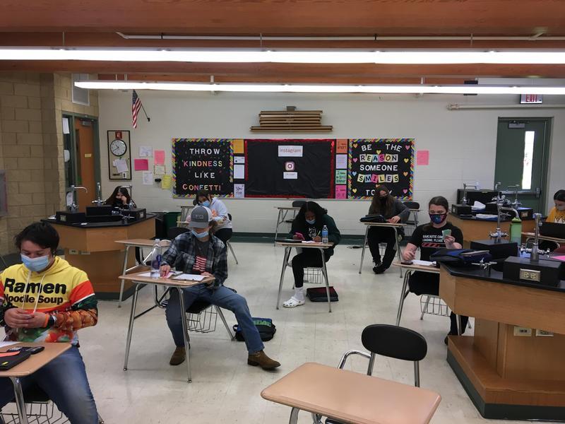 PreAlgebra activity with Mrs Krippel