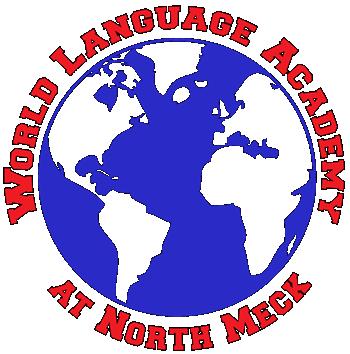World Language Academy at North Logo