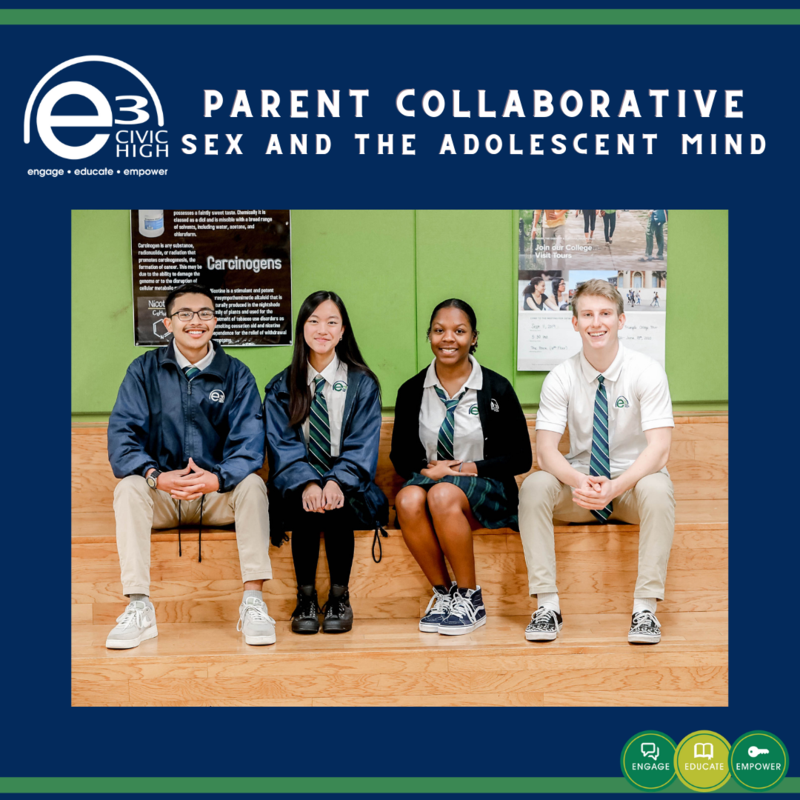 Parent Collaborative: Sex and the Adolescent Brain Featured Photo