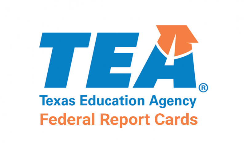 TEA Releases Federal Report Cards for District and Campuses Thumbnail Image