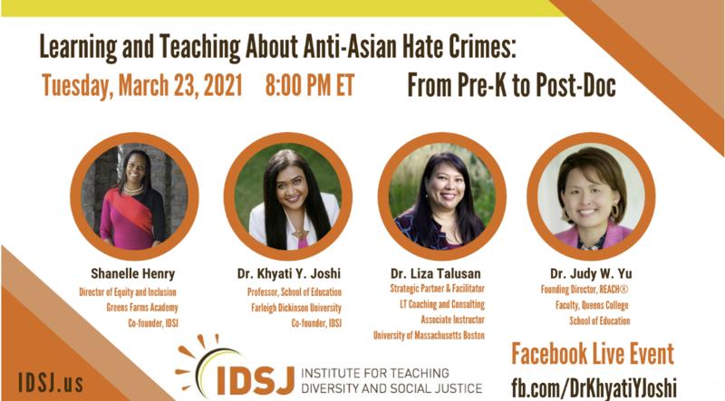 ISDJ Panel flyer