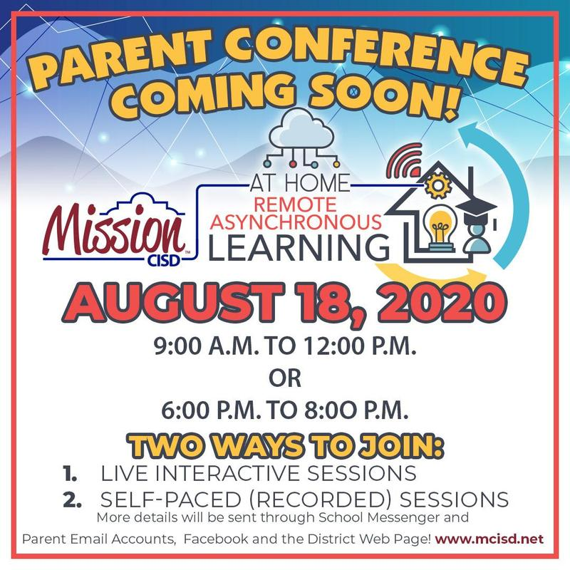 Parent Conference Information Featured Photo