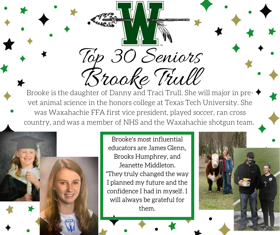 graphic of brooke trull