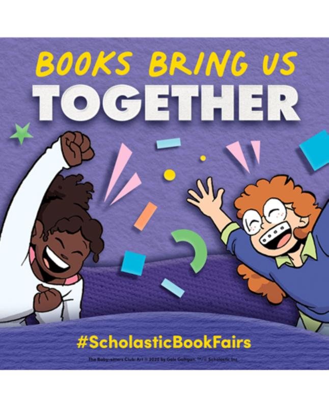 Scholastic: Books Bring Us Together