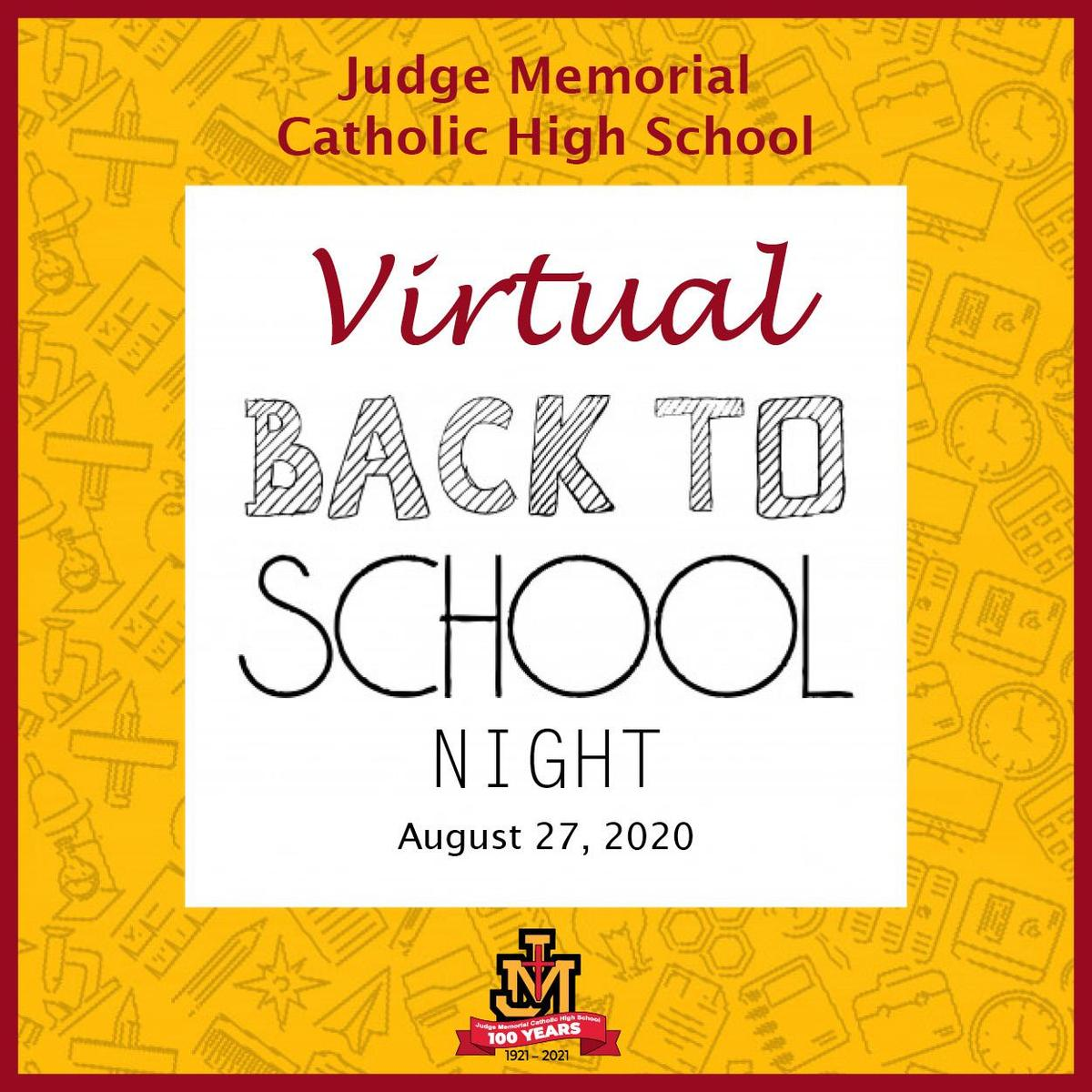Virtual Back to School 20