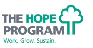 Logo for the Hope Program