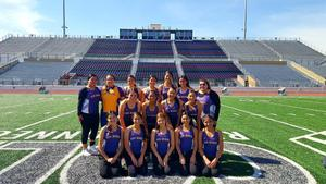 Congratulations, Varsity Lady Hounds Track Team!