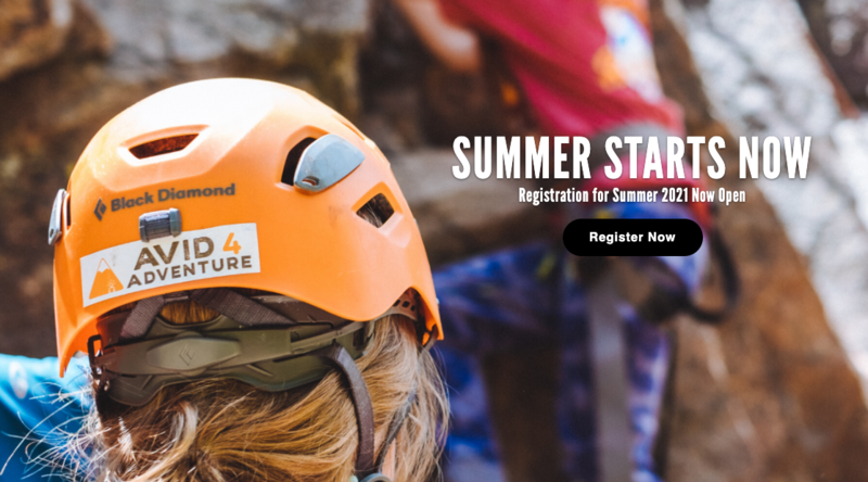 AVID4 Adventure Financial AssistanceAvailable for Summer Camps Thumbnail Image