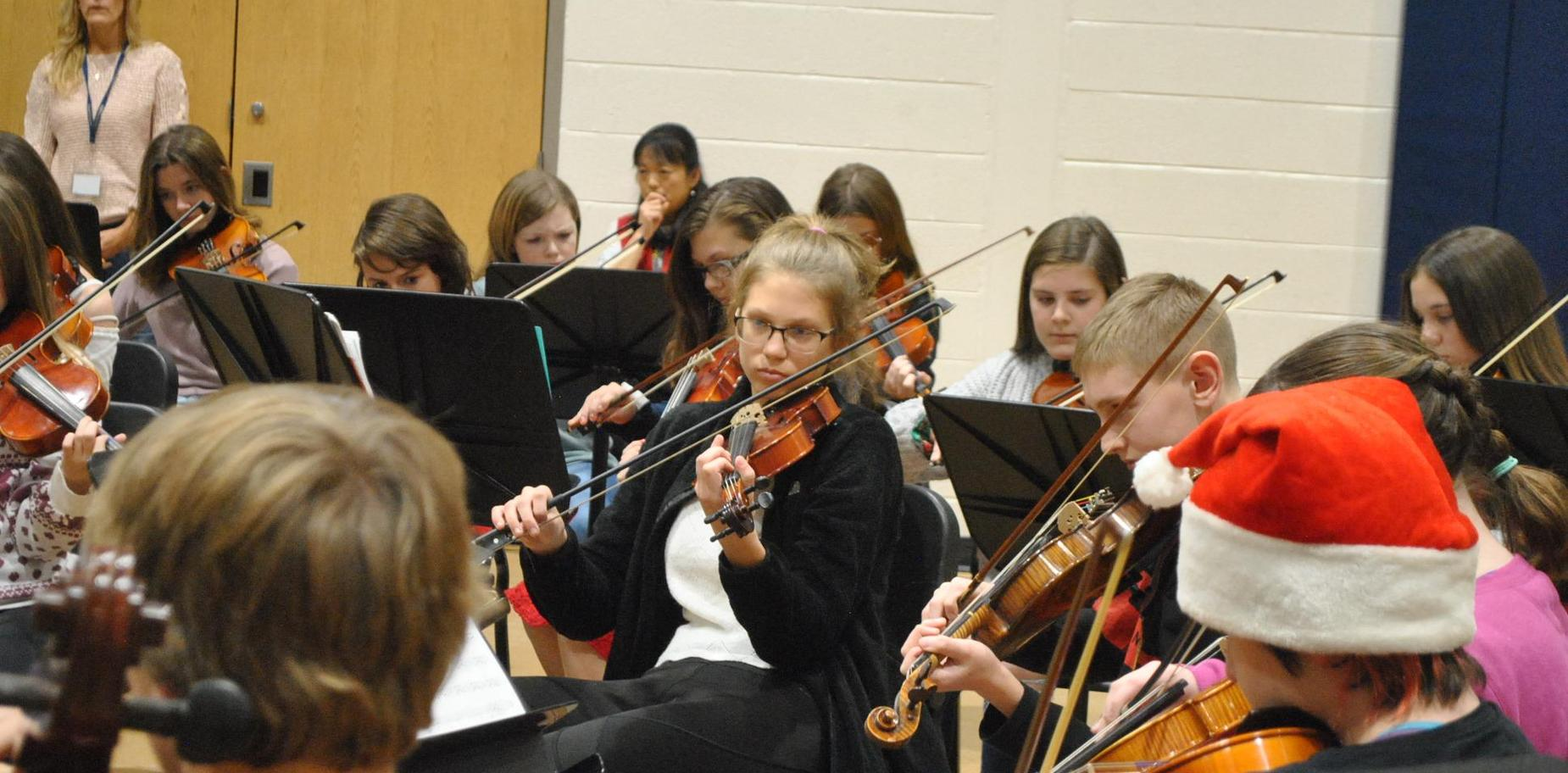 KMS Holiday Musical Performance