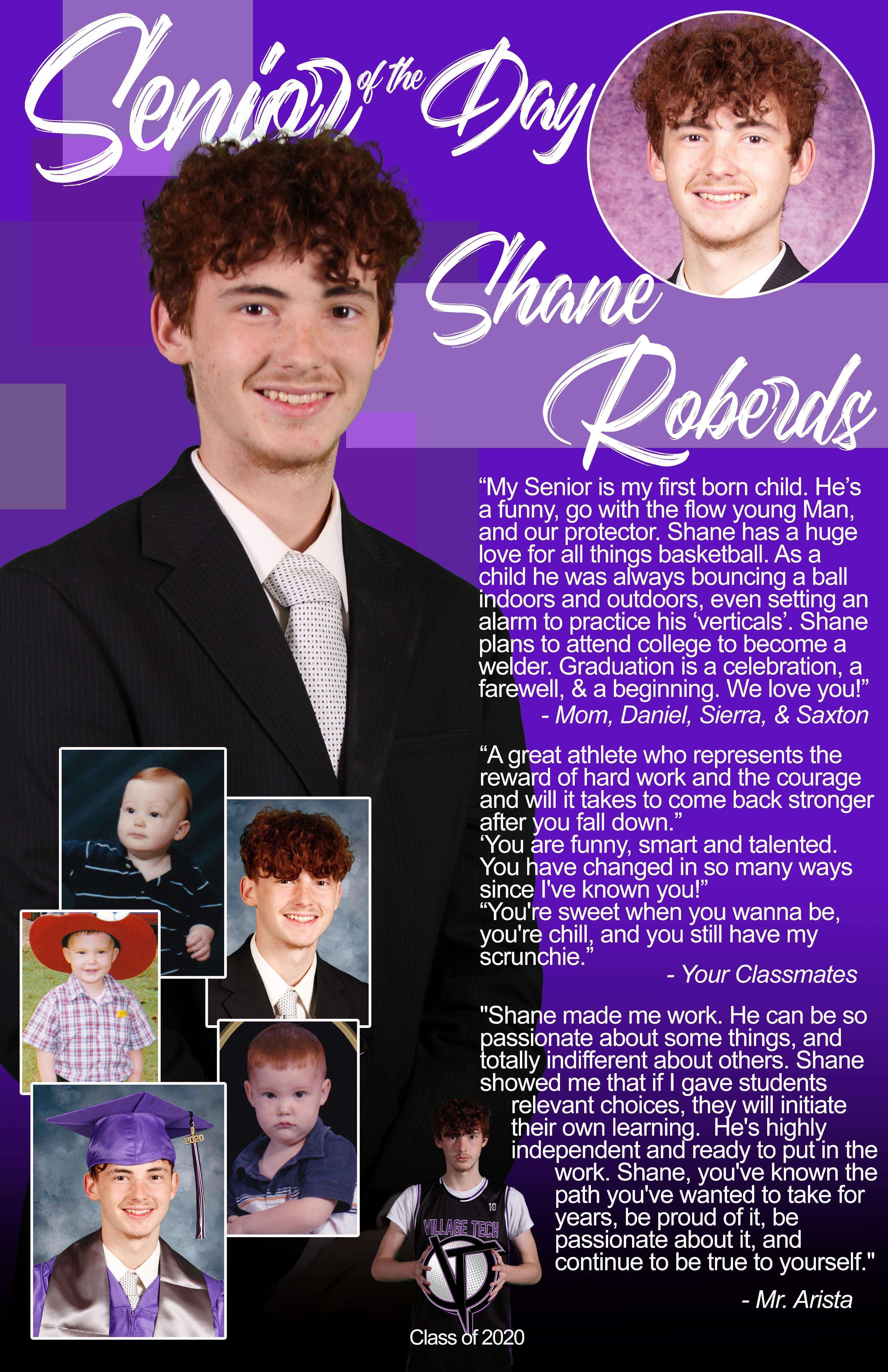 Shane Roberds
