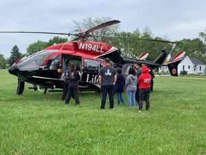 Lifeline Helicopter