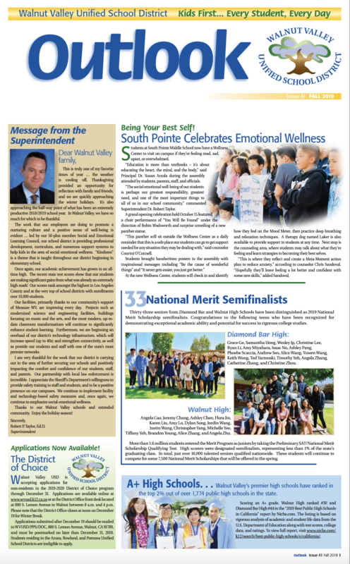 Outlook Community Newsletter Featured Photo