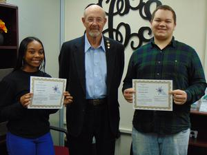 Rotary Students - December 2019