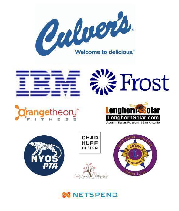Logos of NYOS Donors