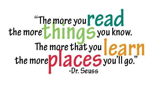 Quote from Dr. Seuss