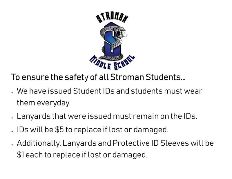 Safety Announcment- Student IDs Thumbnail Image
