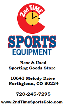2nd Time Sports, New & Used Sporting Goods