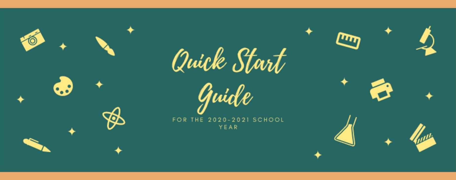 Quick Start Guide 20-21