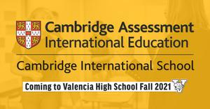 Cambridge logo.