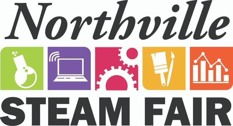 Northville STEAM Fair Logo