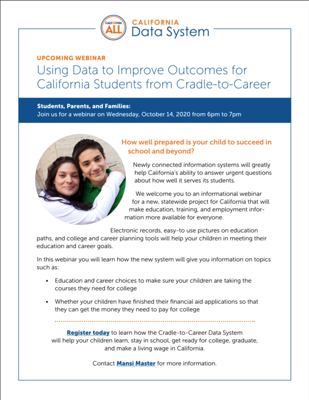 Let's use data to improve outcomes! Featured Photo