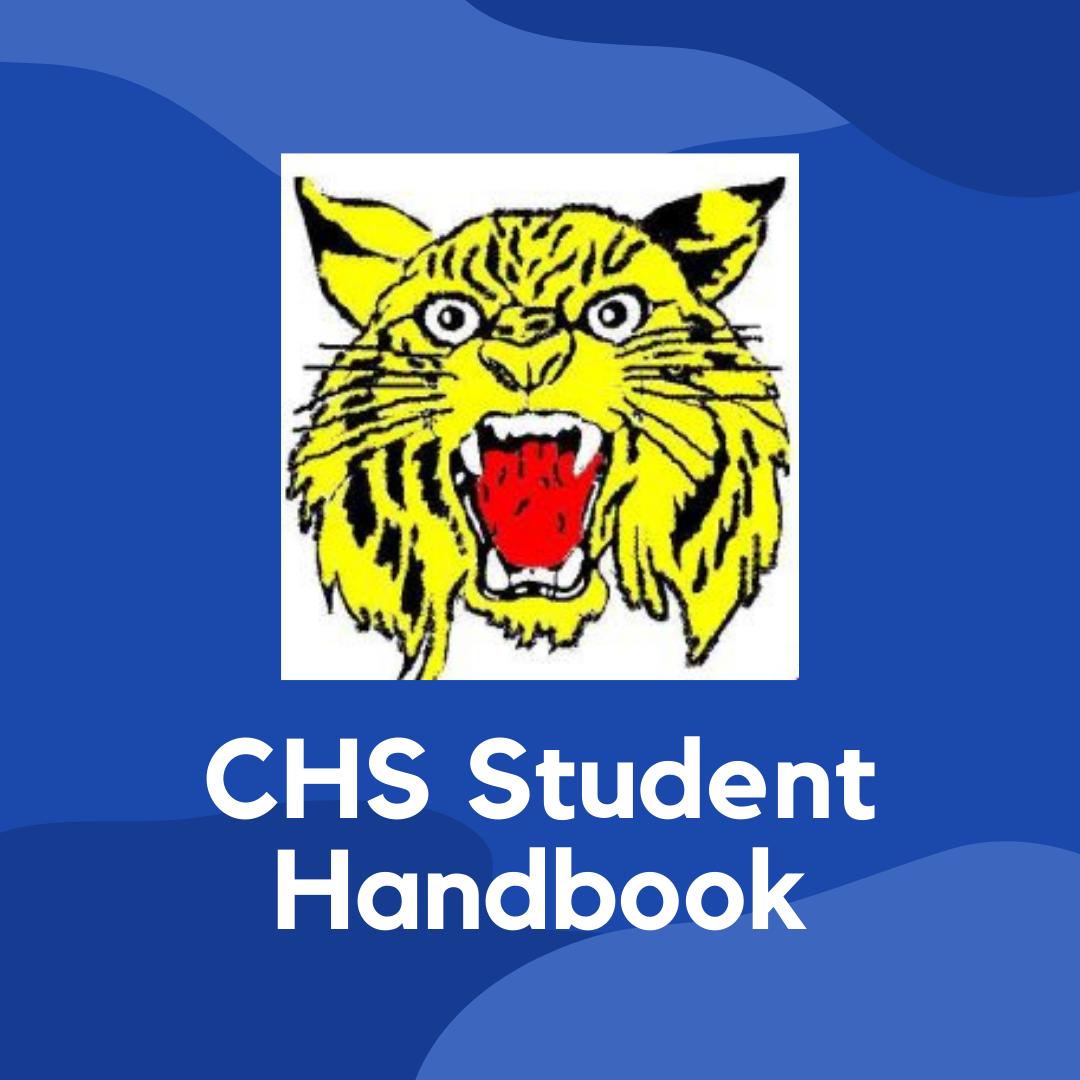 CHS Student Handbook Button