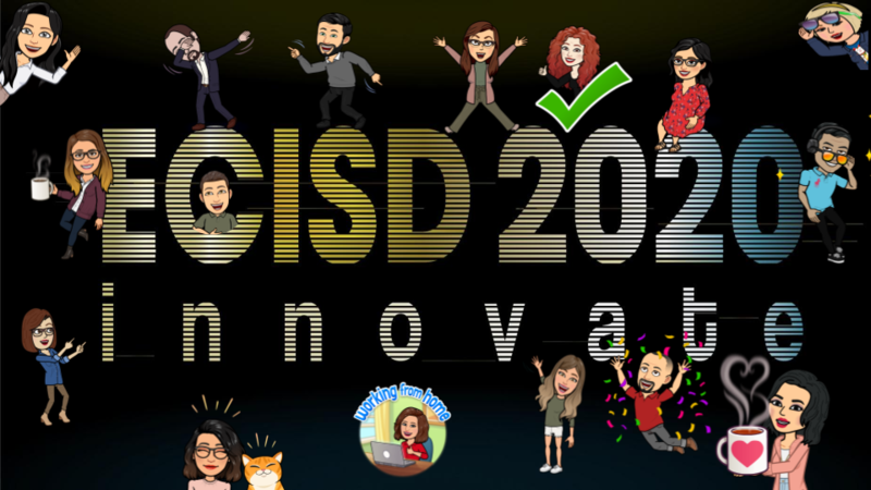 ECISD 2020 Innovate Conference logo